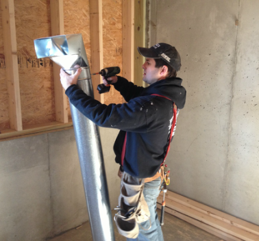install duct residential